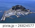 江ノ島上空/空撮 26824577