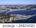 江ノ島上空/空撮 26824581