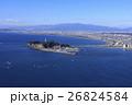 江ノ島上空/空撮 26824584