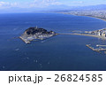江ノ島上空/空撮 26824585