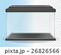 transparent aquarium vector illustration 26826566
