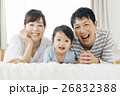 人物 家族 ファミリーの写真 26832388