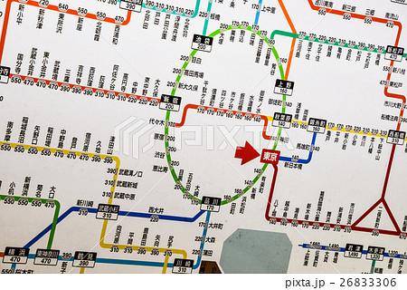 図 東京 路線
