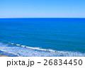 海岸 風景 九十九里浜の写真 26834450