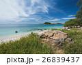 浜辺 海 ブルーの写真 26839437