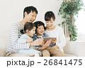 家族 iPad タブレットの写真 26841475