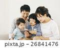 家族 iPad タブレットの写真 26841476