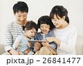 家族 iPad タブレットの写真 26841477