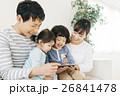家族 iPad タブレットの写真 26841478