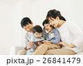 家族 iPad タブレットの写真 26841479
