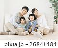 人物 家族 ファミリーの写真 26841484