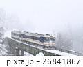 冬の只見線 26841867