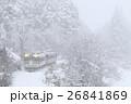 冬の只見線 26841869