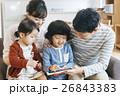 人物 家族 ファミリーの写真 26843383