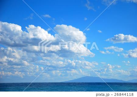 新島から遠謀の三宅島 26844118