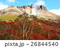 那須茶臼岳の紅葉 26844540