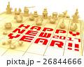 年賀チェス2017 typeB_(文なし) 26844666
