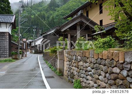 白峰(しらみね)石川県白山市白峰  重要伝統的建造物群保存地区 26852676