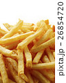 フライドポテト 揚げ物 洋食の写真 26854720