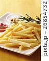 フライドポテト 揚げ物 洋食の写真 26854732