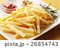 フライドポテト 揚げ物 洋食の写真 26854743