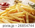 フライドポテト 揚げ物 洋食の写真 26854744