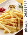 フライドポテト 揚げ物 洋食の写真 26854747