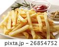 フライドポテト 揚げ物 洋食の写真 26854752