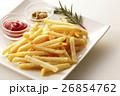 フライドポテト 揚げ物 洋食の写真 26854762