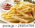 フライドポテト 揚げ物 洋食の写真 26854769