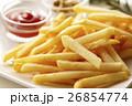 フライドポテト 揚げ物 洋食の写真 26854774