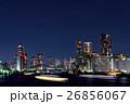 隅田川 ウォーターフロントの夜景 26856067
