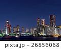 隅田川 ウォーターフロントの夜景 26856068