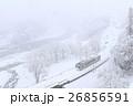 冬の飯山線 26856591
