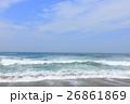 千葉県館山市の布良海岸 26861869