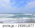 千葉県館山市の布良海岸 26861877