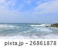 千葉県館山市の布良海岸 26861878