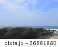 千葉県館山市の布良海岸 26861880