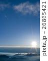 朝の太陽 26865421