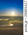 朝の太陽 26865427