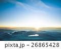 朝の太陽 26865428