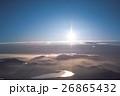 朝の太陽 26865432