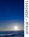朝の太陽 26865441