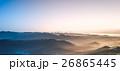 朝の太陽 26865445