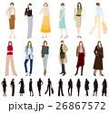 女性のファッション 26867572