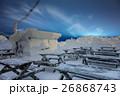 ゆき スノー 雪の写真 26868743