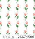 芽 蕾 花の蕾のイラスト 26874506