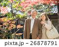 夫婦 旅行 シニアの写真 26878791