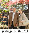 夫婦 旅行 シニアの写真 26878794