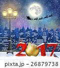 Christmas Winter Cityscape 26879738